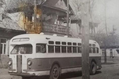 Vilniaus autobusų istorija 1948-1949-aisiais