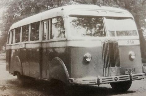 ATUL L1 – vienas iš pirmųjų pokario autobusų