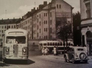 Vilniaus miesto autobusų istorija 1949-aisiais