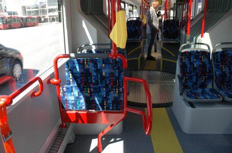 Europos judumo savaitę – nemokamas viešasis transportas daugelyje miestų ir rajonų