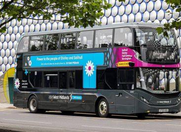 BYD ir ADL elektriniai autobusai – Didžiosios Britanijos miestams
