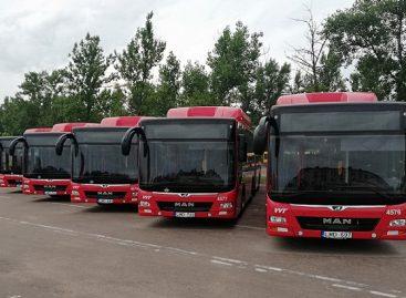 Vilniuje bus pristatyti nauji MAN autobusai