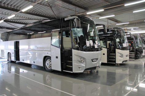 Europos Sąjungoje – drastiški autobusų pardavimo pokyčiai