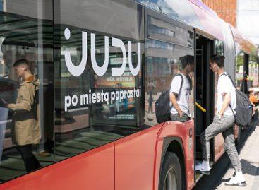 Vilnius pristato vieningą judėjimo paslaugų vardą – JUDU