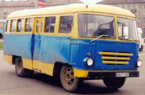Lietuviški KAG autobusai ir jų modifikacijos