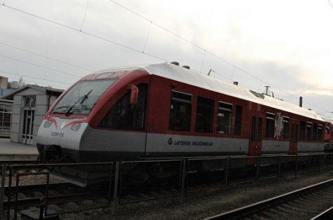 """""""LTG Link"""" grąžina dar daugiau traukinių reisų"""