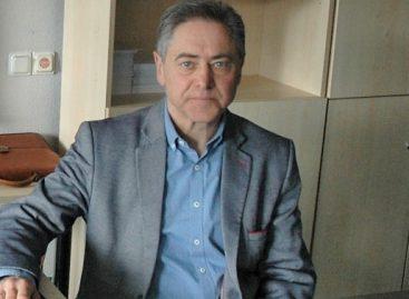 Jevgenijus Stolovickis atsisveikina su keleivininkų bendruomene