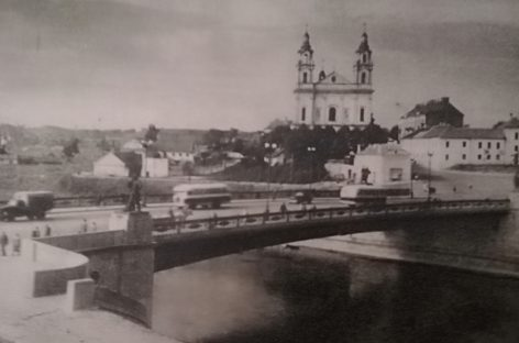 Vilniaus autobusų istorija: 1955-ieji