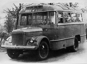 Autobusų PAZ-651  istorija