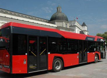 Žmonių mobilumas Vilniuje – kaip pritaikomas viešasis transportas?