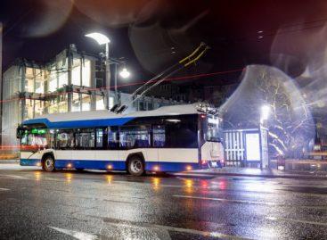 """Solaris"" troleibusai – Rumunijos miestui"
