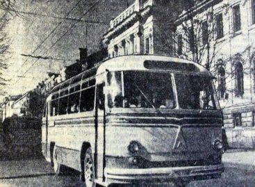 Vilniaus viešojo transporto istorija 1959-aisiais