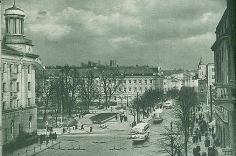 Sostinės viešojo transporto istorija 1960-aisiais