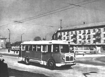 Sostinės viešojo transporto istorija 1961-aisiais