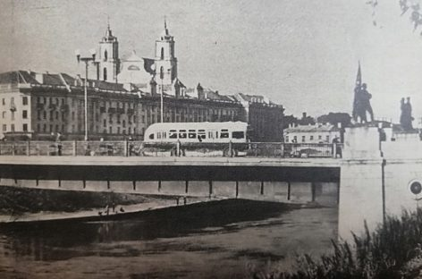 Vilniaus viešojo transporto istorija 1962-aisiais