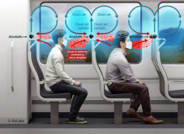 """Vairuotojo kabinoms skirti """"Airbubbl"""" filtrai sugaudo daugiau nei 95 proc. oru plintančių virusų"""
