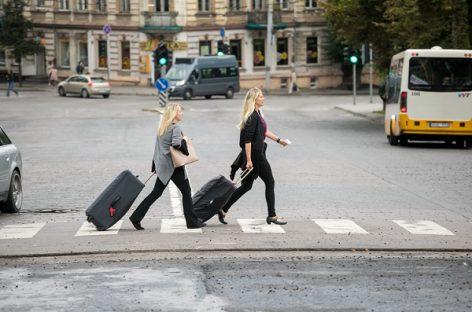 Sostinės stoties rajono konversija – verslo darbuotojai bus skatinami naudotis viešuoju transportu