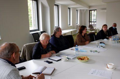 Profesinių sąjungų atstovų susitikime – ir rūpestis dėl COVID-19