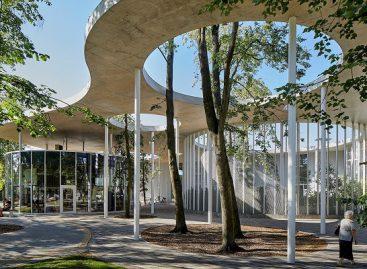 Vilkaviškio autobusų stotis tarp 5 geriausių Lietuvos architektūros kūrinių