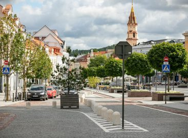 Apklausos: sostinės gyventojai ir verslininkai palaiko kilpinio eismo įvedimą