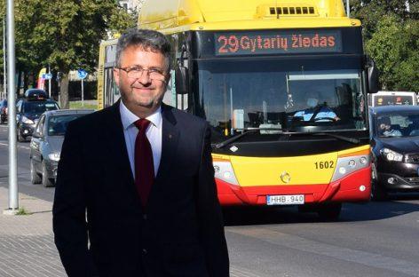 Tomas Bielinskas: noriu paklausti keleivinio transporto žmonių – ar viešajam transportui reikalingos permainos?