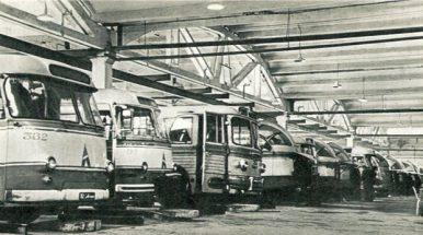 Vilniaus autobusų eismo istorija: 1964-ieji