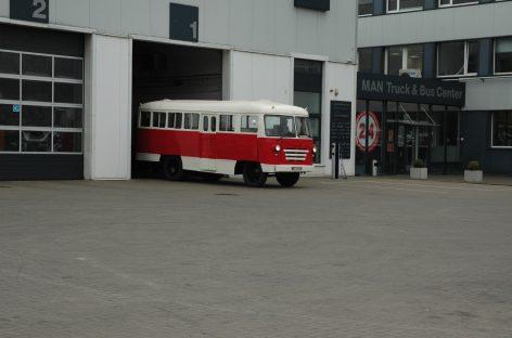 """""""Žiogas"""" ir pasikeitimai Kauno viešajame transporte"""