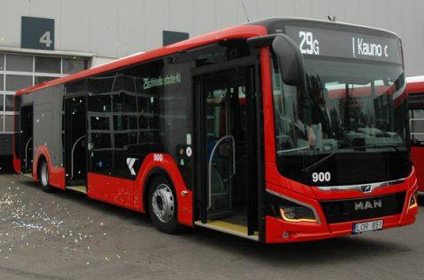 Kaune laikinai keičiamas 21-ojo autobusų maršruto eismas