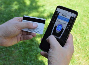 Vilniuje m.Parking pradeda veikti atsiskaitymas banko kortelėmis