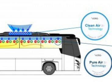 """""""VDL Bus&Coach"""" diegia orą švarinančias sistemas"""