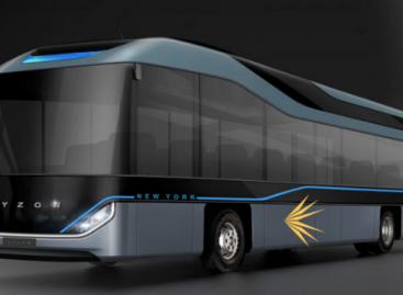 """""""Hyzon Motors"""" – naujas vardas autobusų rinkoje"""