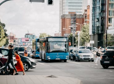 Klaipėdoje transporto srautus reguliuos moderni sistema