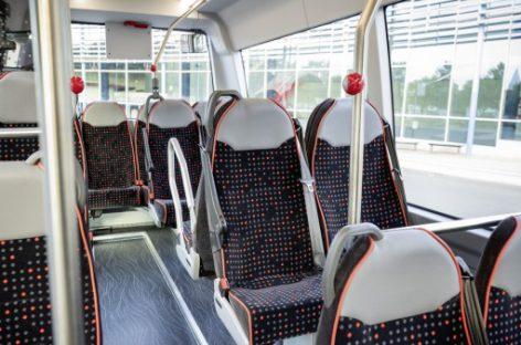 """""""Mercedes-Benz Sprinter City 75"""" – su naujomis sėdynėmis ir pertvara vairuotojui"""