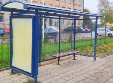 Šiaulių miesto savivaldybė siūlo nuomoti paviljonus autobusų sustojimuose