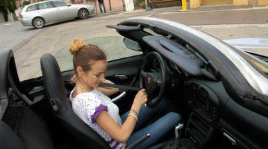 Automobilio termometras daugiau dėl ramybės, negu vardan tikslumo