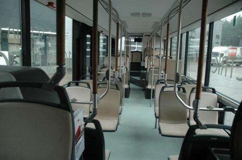 Kinai sukūrė technologiją, kurios dėka autobusą bus galima dezinfekuoti per tris minutes