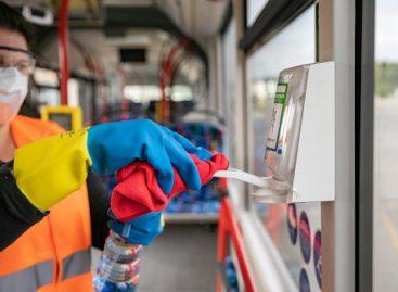 Vilnius kviečia judėti atsakingai – ką karantino metu svarbu žinoti viešojo transporto keleiviams?