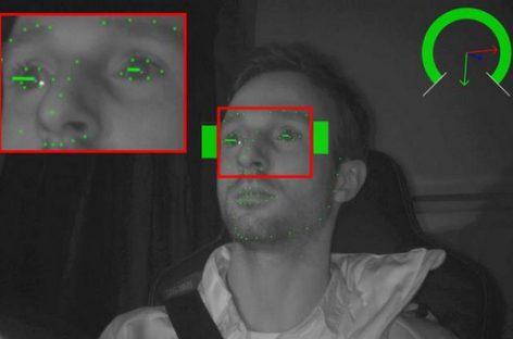 Virtualus pagalbininkas padės komercinio transporto vairuotojams neužmigti
