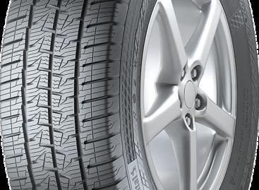 """""""Continental VanContact 4Season"""" – geriausias komercinių automobilių universalių padangų modelis"""