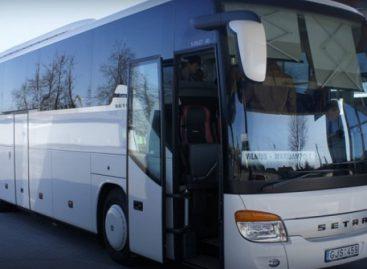Nevažiuoja didžioji dalis Marijampolės tolimojo susisiekimo autobusų