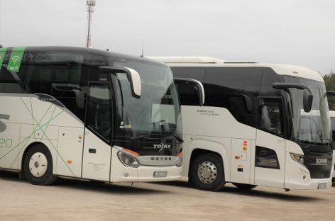"""Bendrovė """"Toks"""" atnaujina 20 proc. tarpmiestinių autobusų reisų"""