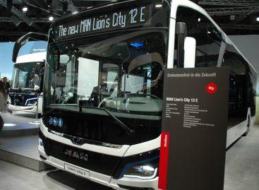 Skandinavijoje – 22 elektriniai MAN autobusai