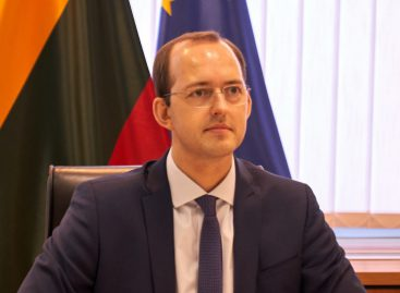 Susisiekimo ministro pareigas pradeda eiti Marius Skuodis