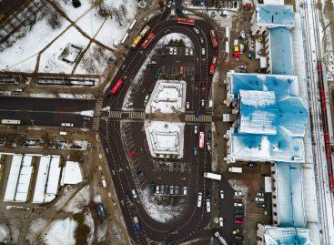 Vilniaus Stoties rajono virsmas: iš pramoninės teritorijos į šiuolaikišką miesto centrą