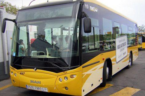 Siekiant sumažinti COVID-19 plitimą, Barselonoje draudžiama kalbėtis viešajame transporte