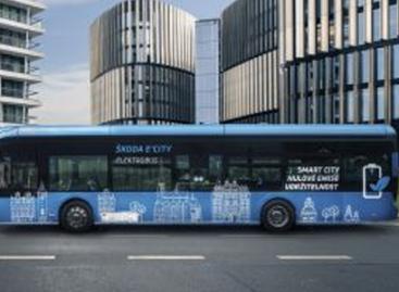 """Prahos vežėjai užsisakė 14 """"Škoda Electric"""" autobusų su """"Temsa"""" kėbulu"""