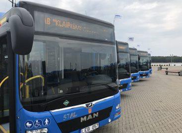 Klaipėdiečiai bus skatinami dažniau naudotis viešuoju transportu: ketina didinti mokestį už automobilių statymą