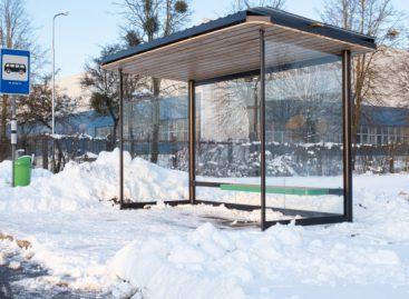 Pavasarį Alytus pasitiks naujais visuomeninio transporto laukimo paviljonais