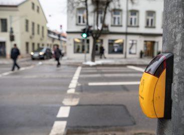 Prioritetas pėstiesiems sostinės sankryžose – kasdien sutaupomos 125 valandos laiko