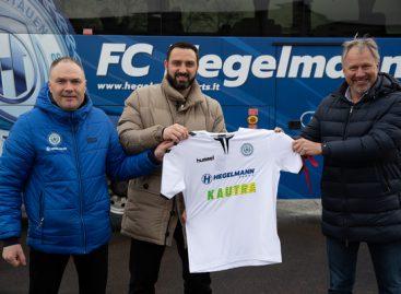 """""""Hegelmann Litauen"""" pristatė išskirtinį komandos autobusą"""